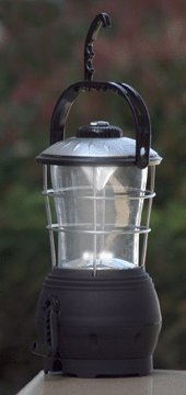 Gordon 12 Led Hand Crank Lantern