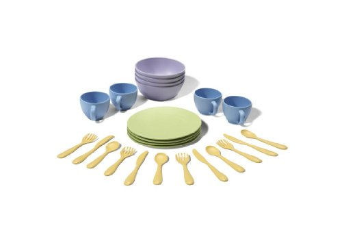 Green Toys Dish Set (Child Dishes compare prices)