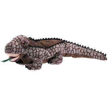 TY Beanie Baby - BALI the Komodo Dragon - 1