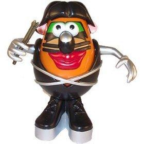 KISS Peter Criss Mr. Potato Head
