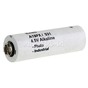 Exell A19PX V19PX 531 RPX19 A19PX EPX19 4.5V Alkaline Battery