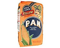 Harina PAN Yellow Corn Meal Flour 1 Kg Venezuela