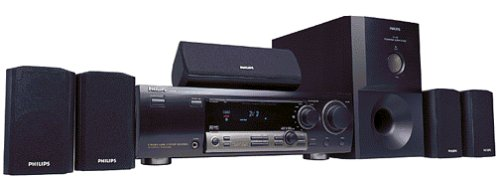 Philips MX955 Home Theater System