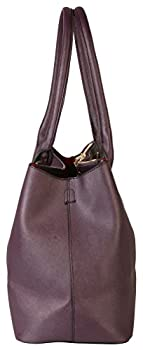 Rimen& Co. Saffiano PU Leather Womens Elegant Tote Hobo Handbag Shoulder Bag SZ-2606 2