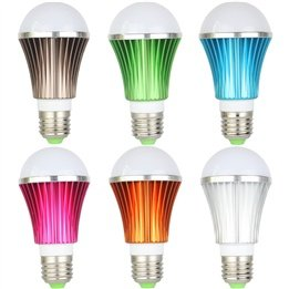 Premium Led Bulb Light Spiral Bulb 5W E27 Lamp Table Lamp Special Cfl Bulbs Highlight Package Mail