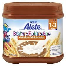 Alete Kleine Entdecken Childrens Chocolate Cereal Drink (1 to 3 Years)