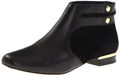 Seychelles Women's Mulberry Ankle Boot,Black,8 M US