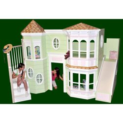 Little Cottage Playhouse front-1067553