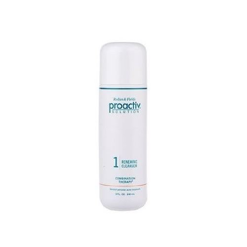 Proactiv Solution Renewing Cleanser (benzoyl peroxides acne treatment)