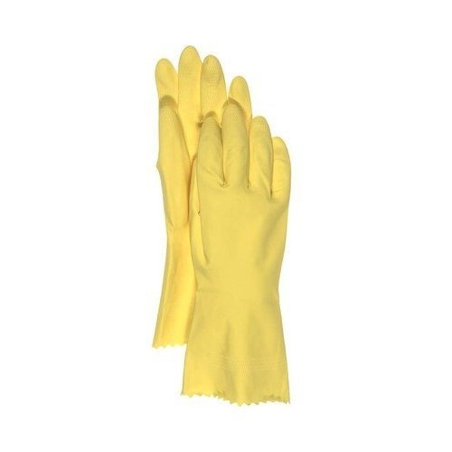 Boss Gloves 958S Small Flock Lined Latex Gloves