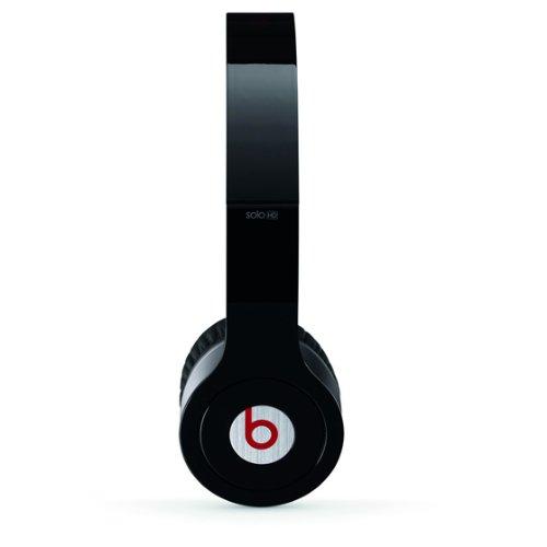 【国内正規品】Beats by Dr.Dre beats solo HD オンイヤー・ヘッドフォン ブラック BT ON SOLOHD BLK