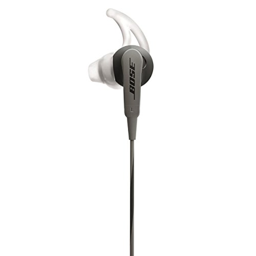 017817699280 - Bose SoundSport in-ear headphones - Apple devices Charcoal carousel main 4