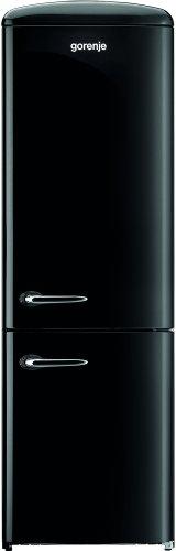 Gorenje RK60359OBK Réfrigérateur 229 L A++ Noir