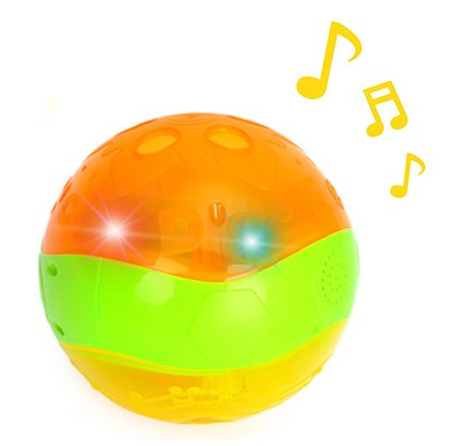 Musical-Light-Up-Interactive-Baby-Clutch-Rattle-Ball-for-Toddlers