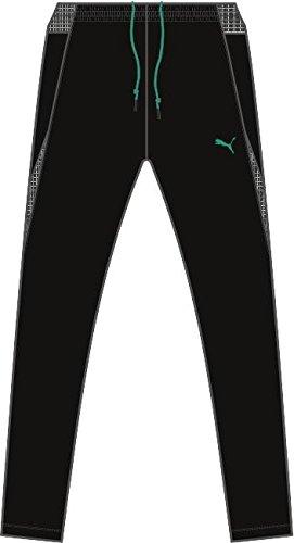 Puma Men's Jeans Tec Woven Evo IT Pants Black Grey, XL