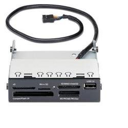 HP 22-IN-1 Media Card Reader - Blk.