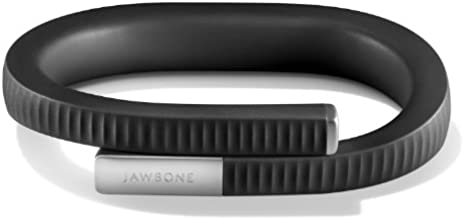 UP 24 by Jawbone - Bluetooth Enabled -  Medium - Retail Packaging - Onyx