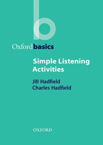 Simple Listening Activities (Oxford Basics)