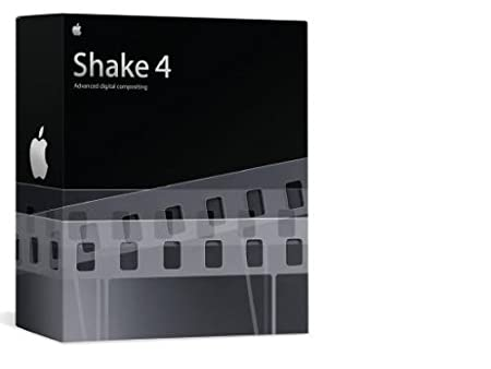 Apple Shake 4.1 Visual Effects (Mac)