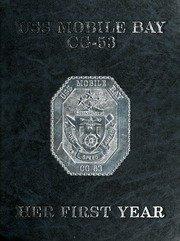 (Reprint) Yearbook: 1988 Mobile Bay (CG 53) - Naval Cruise Book