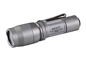 Surefire E1B Dual-Output LED Flashlight , Silver