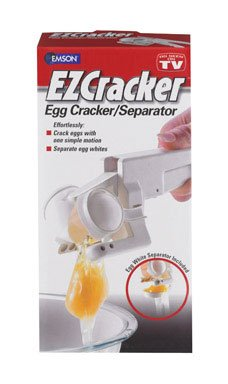 Emson 8122 As Seen on Tv Egg Cracker/separator