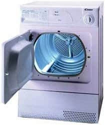 Candy CDC266 Tumble Dryer Condenser 6kg Reverse