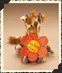 Boyd's Bears Posie Giraffe - Get Well Soon - 1