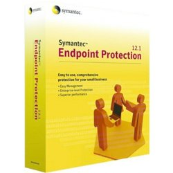 Symantec Endpoint Protection 12.1 Small Business Edition - 5 User
