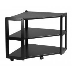 Cheap 3Tier Entertainment, Media Corner TV Stand, Shelf Table (B0041000IM)