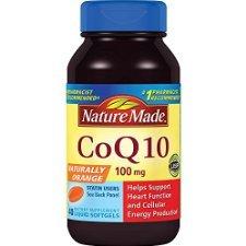 Nature Made Coq10 100Mg, 50 Softgels