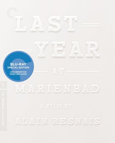 Cover art for  Last Year at Marienbad (The Criterion Collection) [Blu-ray]