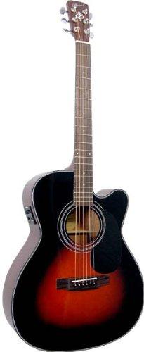 bristol-bd-16-chitarra-elettroacustica-rossa-e-nera