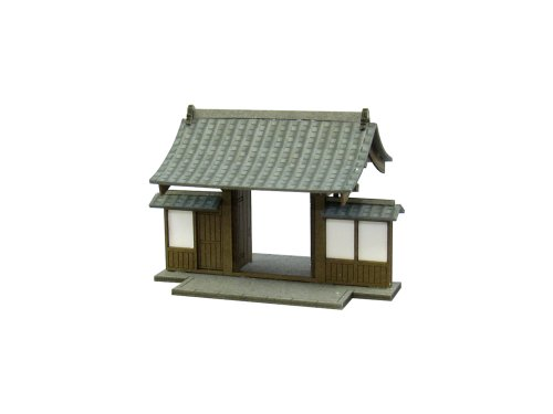 Gate medicine physician 1/150 Diorama Option Kit (Paper) - 1