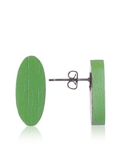joid'art Pendientes Turini Bunte Verde