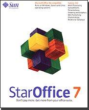 Sun Microsystems 1-892488-43-4 StarOffice 7