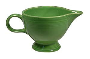 Fiesta Shamrock 492 7-Ounce Individual Creamer by Homer Laughlin