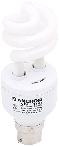Anchor 9W CFL Bulb (White)