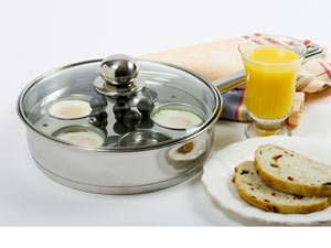 Egg Poacher and Fry Pan Set