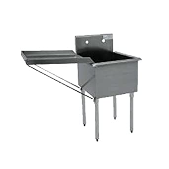 Stainless Sink Drainboard : Amazon.com: Stainless Steel Detachable Drainboard for Sink: Industrial ...