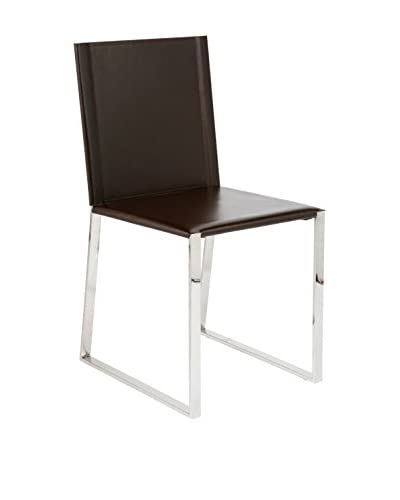 Eurostyle Cora Side Chair, Gray