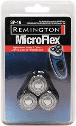 Remington SP-16 replacement heads remington pg6130