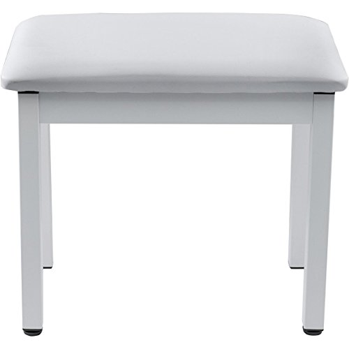 Knox Furniture Style Piano Bench White fice