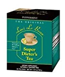 Natrol Laci Le Beau Super Dieter's Tea, Peppermint, 60-Count