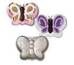 Wilton Butterfly Cake Pan (2105-2079, 2003)
