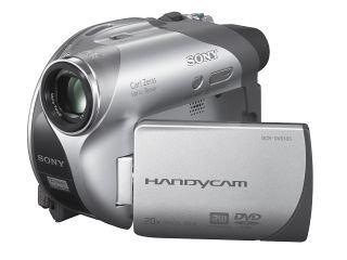 Sony DCR-DVD105E Handycam DVD Camcorder (20x Optical Zoom, 2.5
