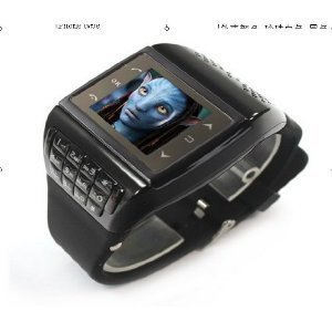 Mboile   Touch Screen Hot New Fashion Trends  Watch Phone Quadband Avatar