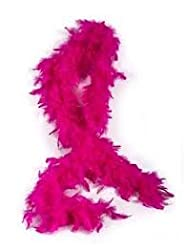 Theme My Party Feather Boa (Pink)