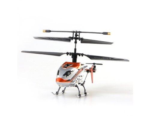 340 4-channel IR Controller R/C Helicopter with GYRO and LED Light + Worldwide free shiping