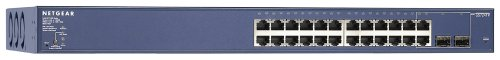 NETGEAR - GS724TP - SMART SWITCH GIGABIT POE - 24 PORTS 10/100/1000